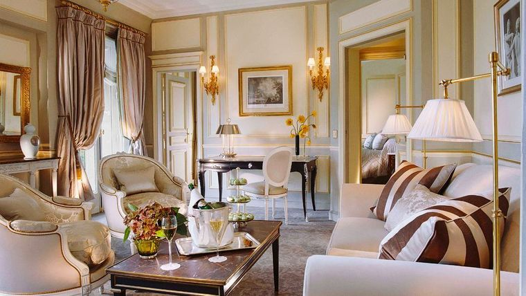 Le Meurice Paris France 5 Star Luxury Hotel