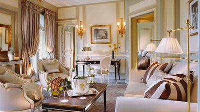 Le Meurice - Paris, France - 5 Star Luxury Hotel