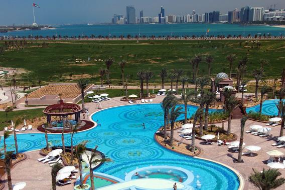 Emirates Palace - Abu Dhabi, UAE - 5 Star Luxury Hotel