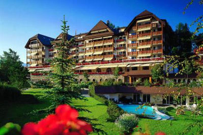 Grand Hotel Park - Gstaad, Switzerland - 5 Star Luxury Hotel