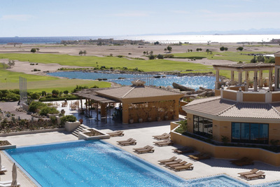 La Residence des Cascades - Hurghada, Red Sea, Egypt - Luxury Resort