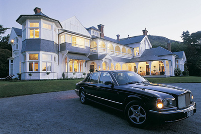 Otahuna Lodge - South Island, New Zealand - Luxury Country House Hotel