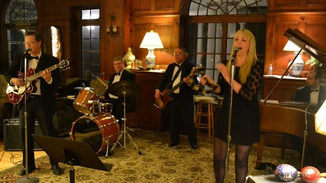 Skytop Lodge band