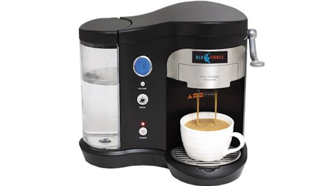 Suncana brewer by blu tigres an artisan coffee maker for Best luxury coffee maker
