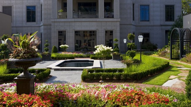 Mandarin Oriental Atlanta Barnsley Gardens Resort Announce Town Country Package