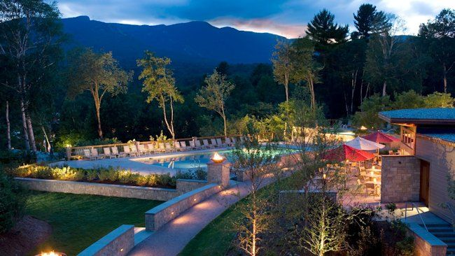 Topnotch Resort and Spa