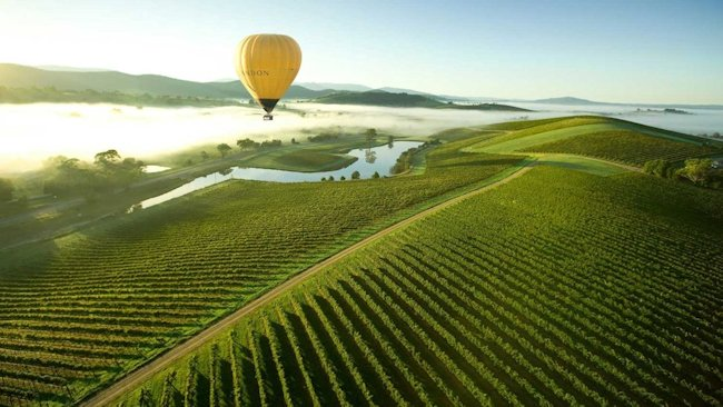 Qantas Vacations Features Food Amp Wine Journeys In Australia