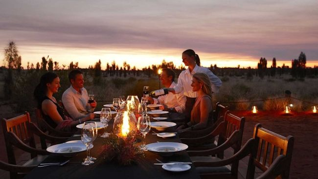 Friends Food Wine Travels Review Hotel: Qantas Vacations Features Food & Wine Journeys In Australia