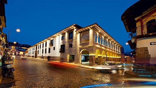 Jw marriott opens 5 star luxury hotel in cusco peru for Hotel luxury cusco