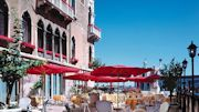 Experience 'La Dolce Vita' at B Bar's Terrace During 71st Venice International Film Festival