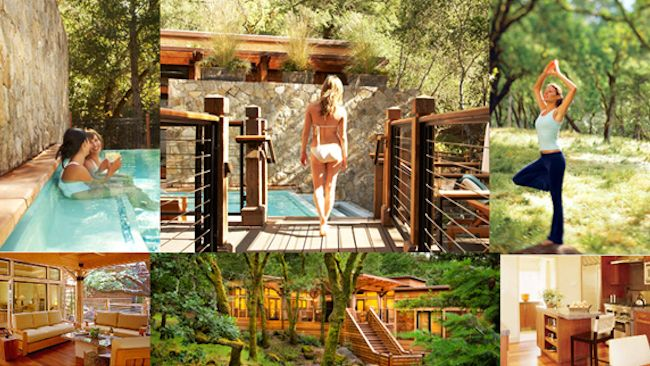 Hotel And Spa Packages In Calistoga Ca