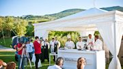 Luxury Golf Resort in Tuscany Hosts a Cooking Show on its Fairways