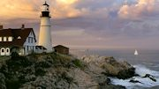 Maine's Popular 'Open Lighthouse Day' Salutes the State's Maritime Heritage