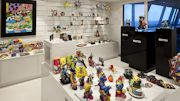 Pop Artist Romero Britto Launches Onboard Concept Store on Oasis of the Seas