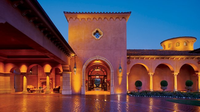 Weekend away at the grand del mar for Addison salon san francisco