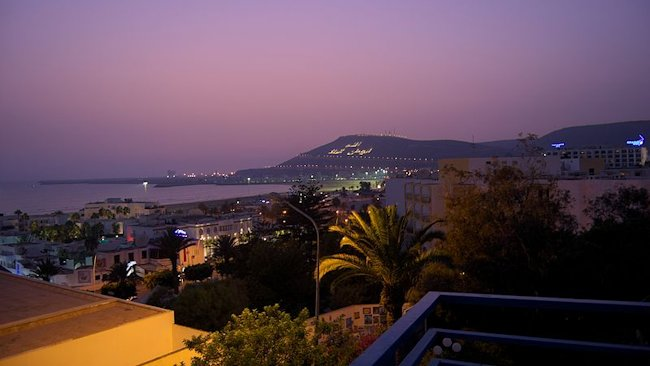 Agadir night