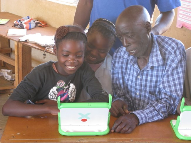 One Laptop per Child Zambia