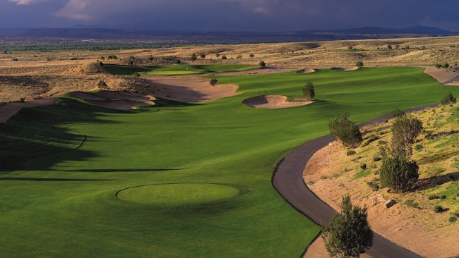 New Mexico golf course