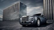 Rolls-Royce Motor Cars Debuts Phantom Metropolitan Collection