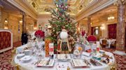 A Family Christmas at Hotel Hermitage Monte-Carlo