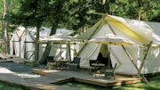 Grannies Gone Glamping at The Resort at Paws Up