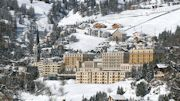 Kulm Hotel St. Moritz, Awarded Hotel of the Year 2018 by Switzerland's Gault & Millau