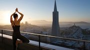 Mandarin Oriental, San Francisco Introduces The Yoga In The Sky Retreat Package