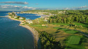 Michigan's Bay Harbor Golf Club: Great Lakes Golf in All Its Glory