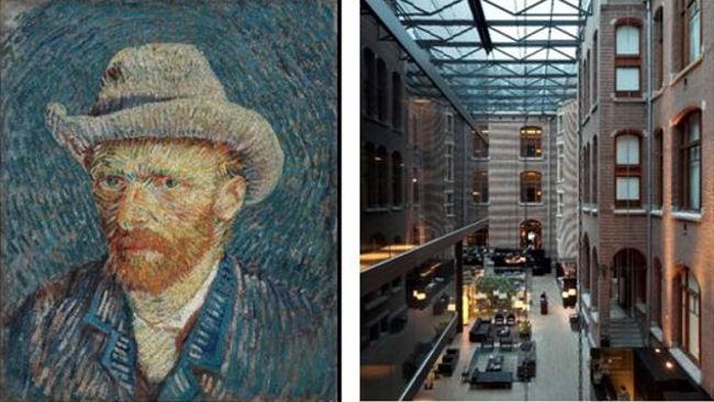 Exclusive Van Gogh Experience At The Conservatorium Hotel