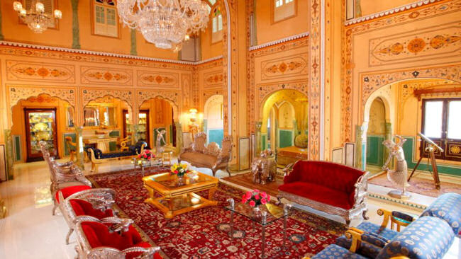 The Shahi Mahal Suite