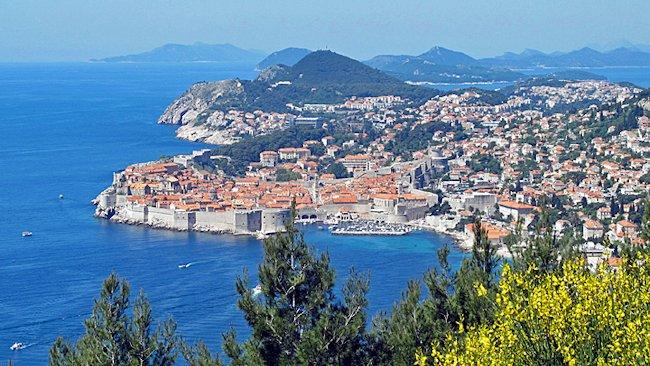 Island Hopping The Dalmatian Coast Via Luxury Yacht