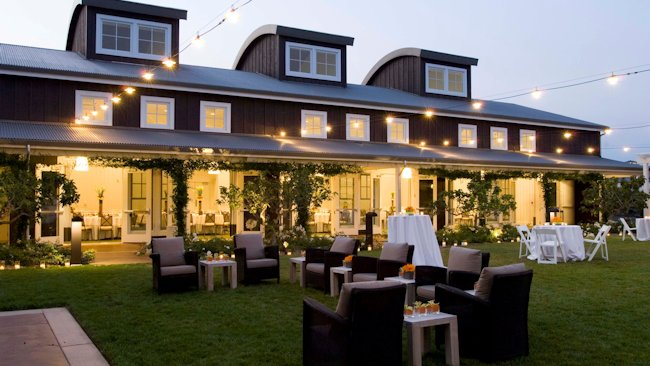 Luxury hotels with foraging experiences for Carneros inn napa valley