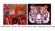 The Club at Hotel Cafe Royal London to Unveil Tiger-Inspired Art Exhibition