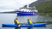 Luxury Custom Charters On 8 Guest Cruiser in Alaska Give 'Small Ship' Whole New Meaning