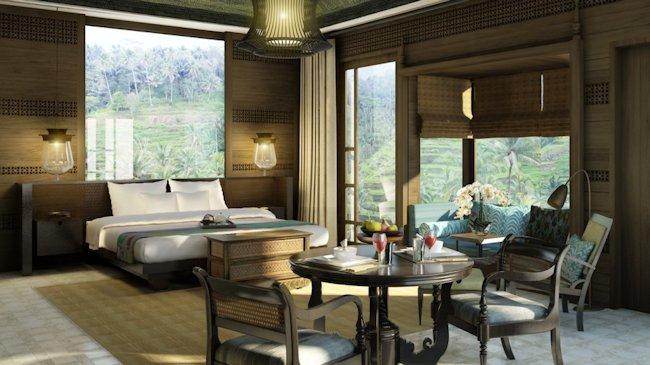 Mandapa bedroom