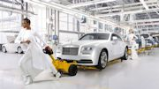 Rolls-Royce Motorcars Unveils Wraith Inspired By Fashion