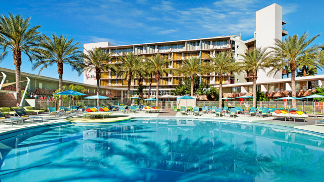 Scottsdale resort pool