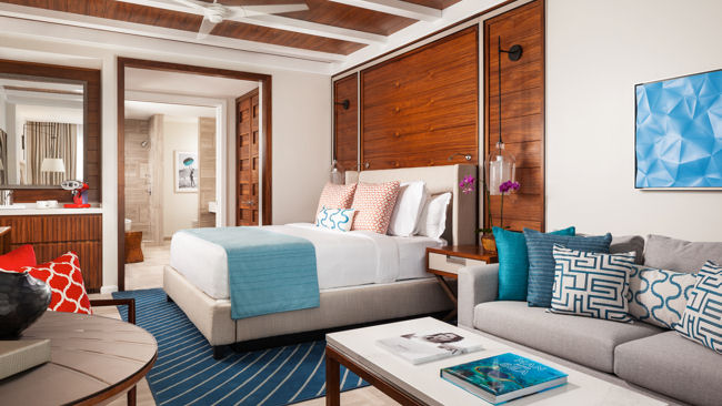 One&Only Ocean Club Hartford wing new room