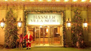 Hassler Roma Announces Christmas and New Year's Packages