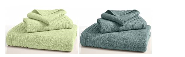 MicroCotton towels