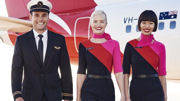 New Qantas Pilot Uniforms Take to the Skies