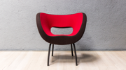 Moroso Featured in Public Spaces of The Watergate Hotel