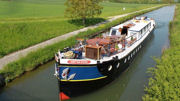 European Waterways' Hotel Barges Upgraded for 2016