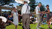 P&O Cruises' Pacific Pearl Goes to Napier for the Renowned Art Deco Festival