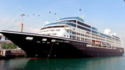Azamara Journey Emerges from Dry Dock