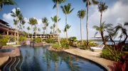 Four Seasons Resort Lanai Offers Poolside Spa Treatments for the Whole Family