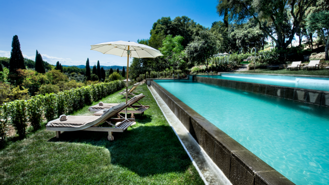 Il Salviatino pool