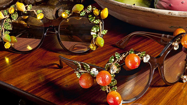 d16a10d67d96 Get Ready for Summer with Dolce & Gabbana's Extravagant Sunglasses