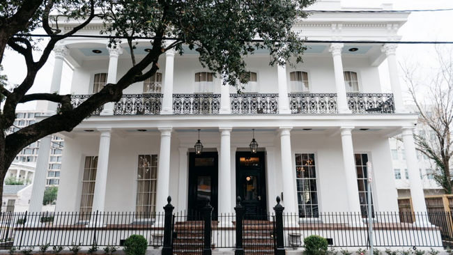 Henry howard hotel new historic boutique hotel in new orleans for Boutique hotel orleans france