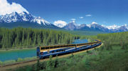 From Sea to Sky on the Rocky Mountaineer